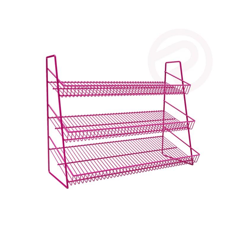 4 Tier mini wire shelf minimart