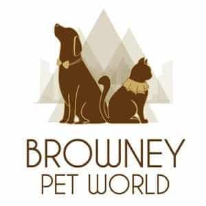 Logo BrowneyPetWorld