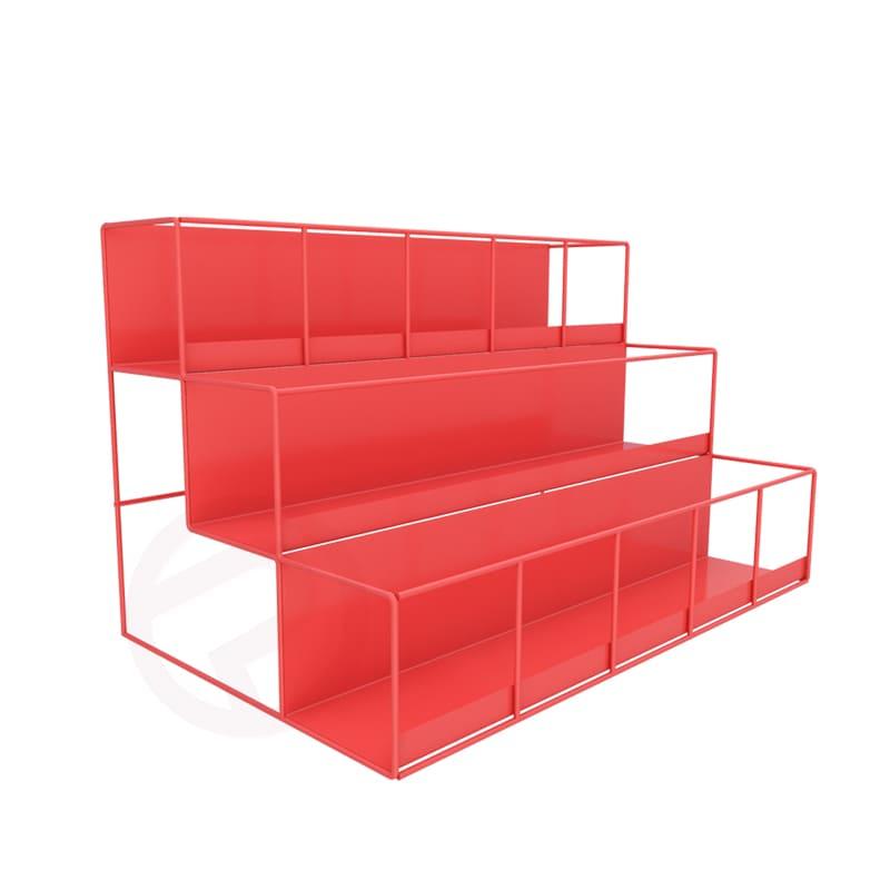 Nail polish mini shelf