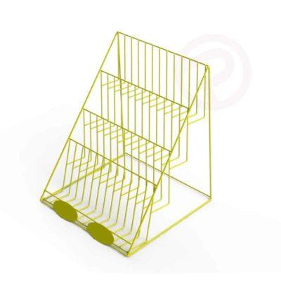 pro CD type V shelves