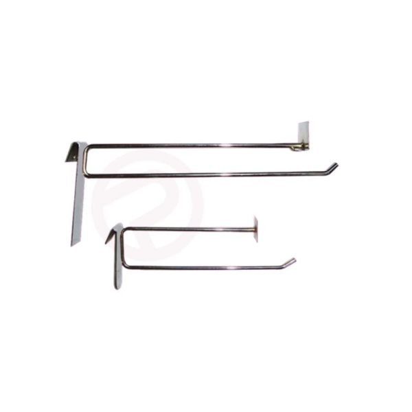 Gridwall Hook with label type V