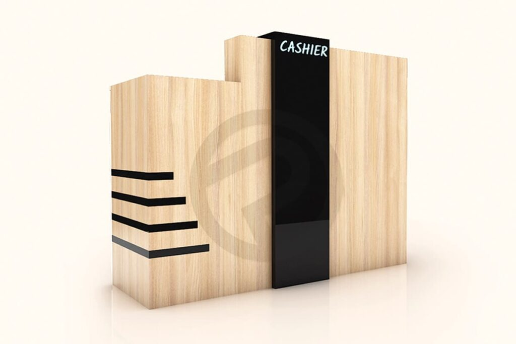 Design made shelving
