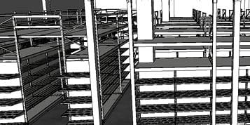 Design shop shelving
