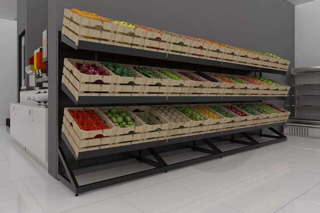 Design store basket