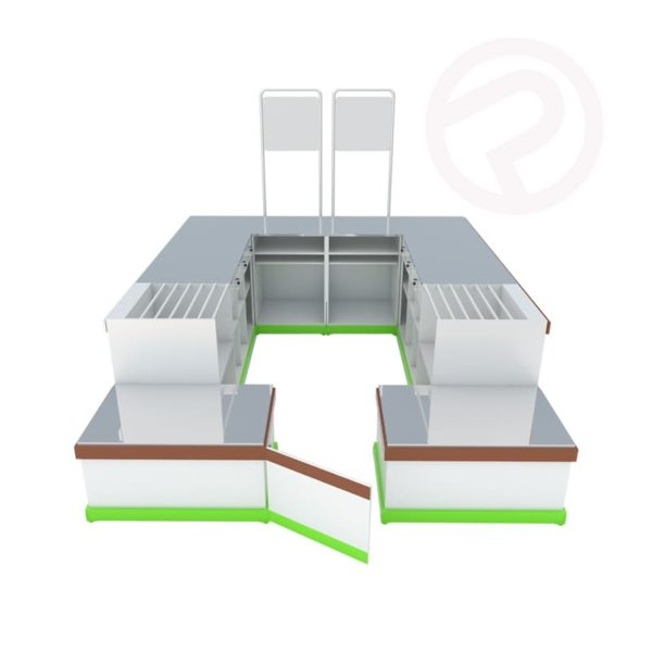 Made to order counters