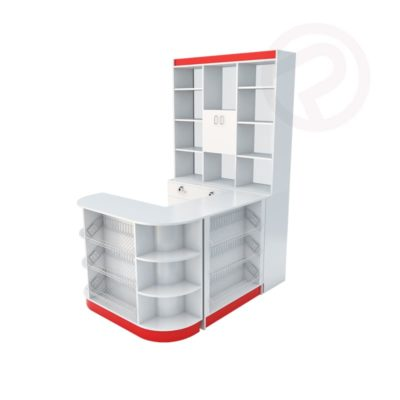 Made to order counters minimart