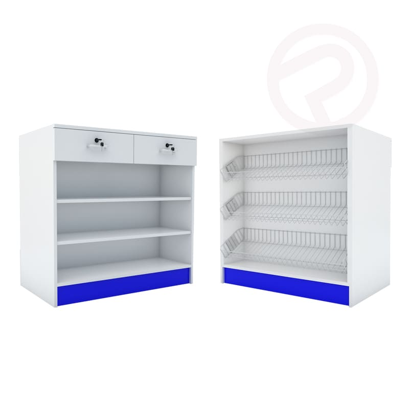 Made to order counters retail