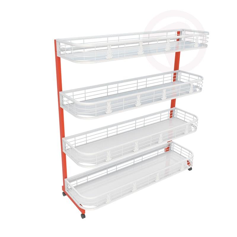 Pro Shelf Design Type IV retail store