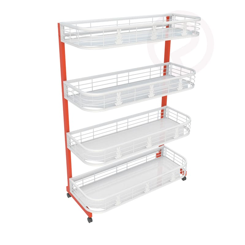 Pro Shelf Design Type IV supermarket