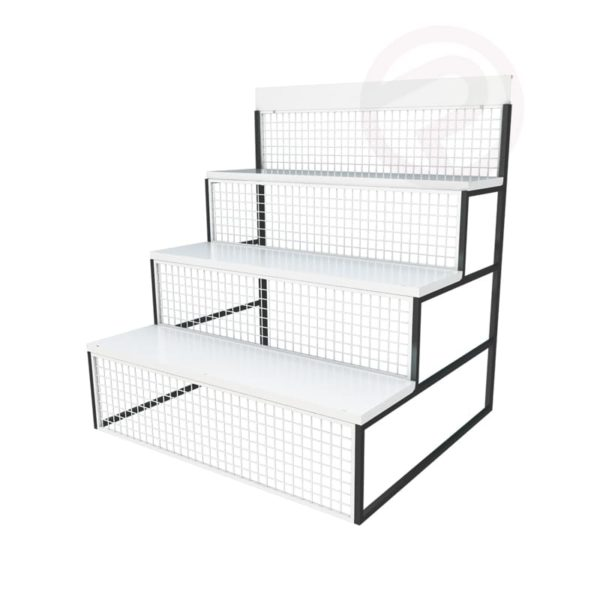 Pro Shelf Design Type V supermarket