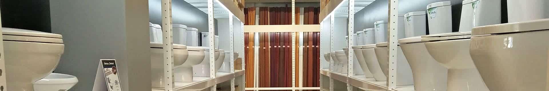 Sanitary display shelves cover