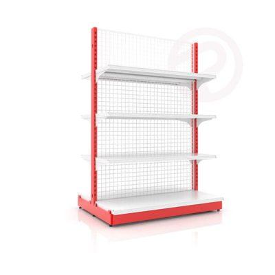 Shelves made shelves store market
