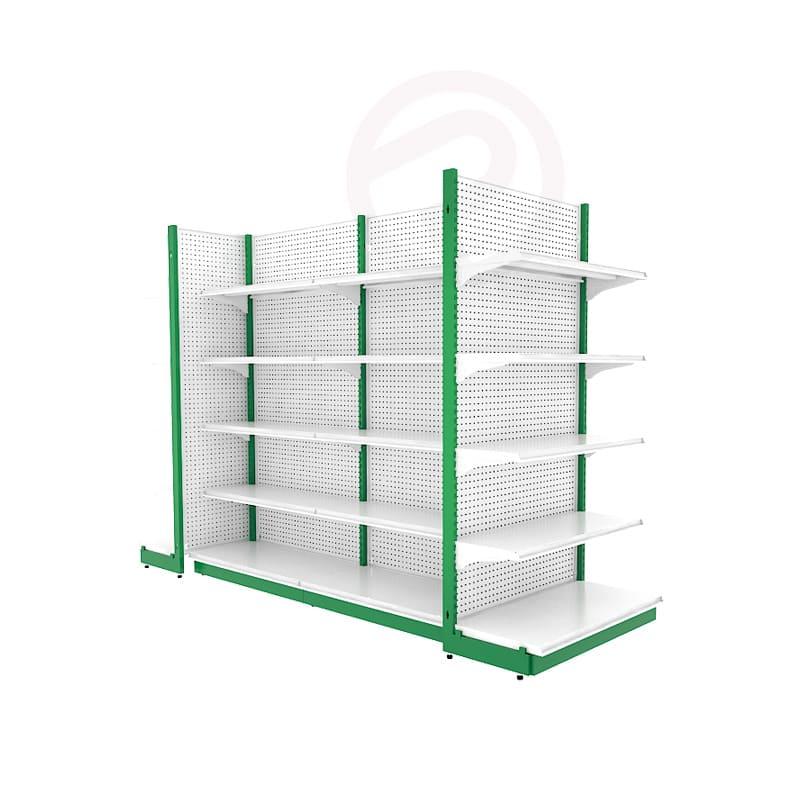 Shelves set shelves