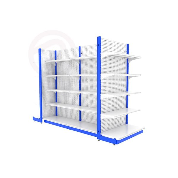Shelves store product