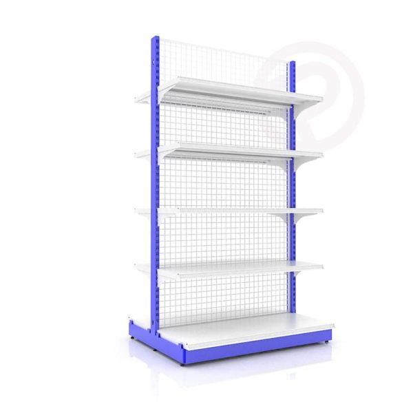 Shelves supermarket shelf for shelf