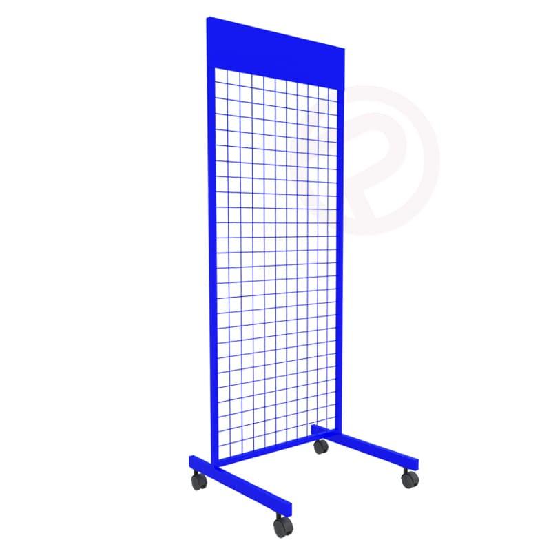 Shelving Gridwall panel