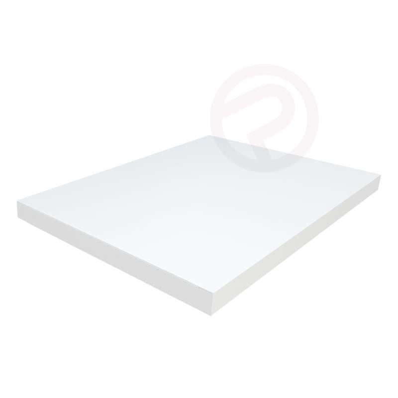 Shelving plate