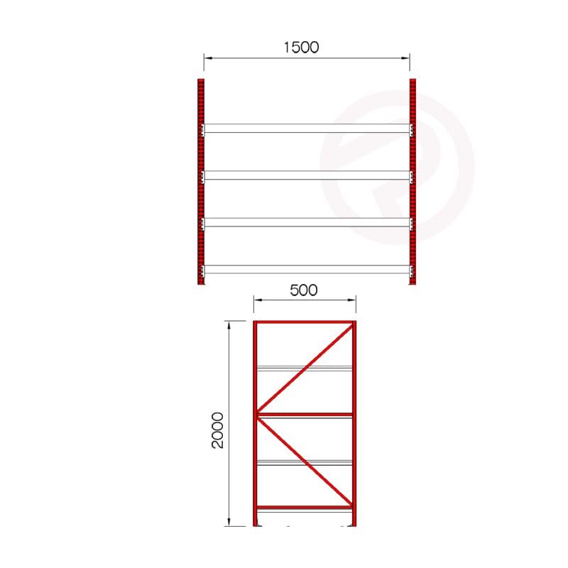 Titanium Rack Design