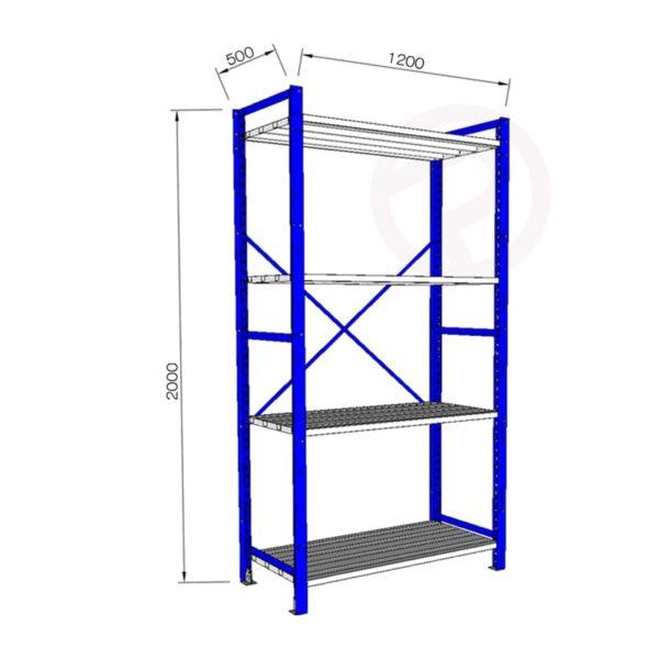 Tommy rack Type I Design