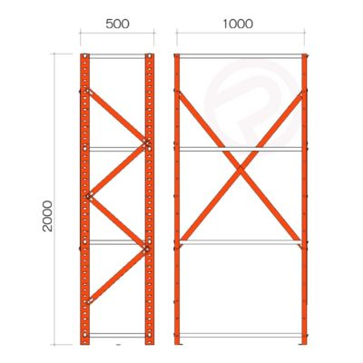 Tommy rack Type II Design