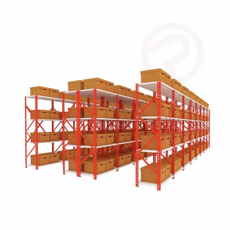 Tommy rack Type II shelves