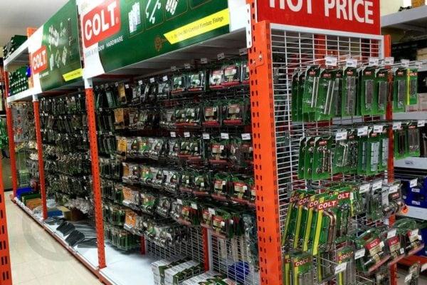Tool shop supermarket