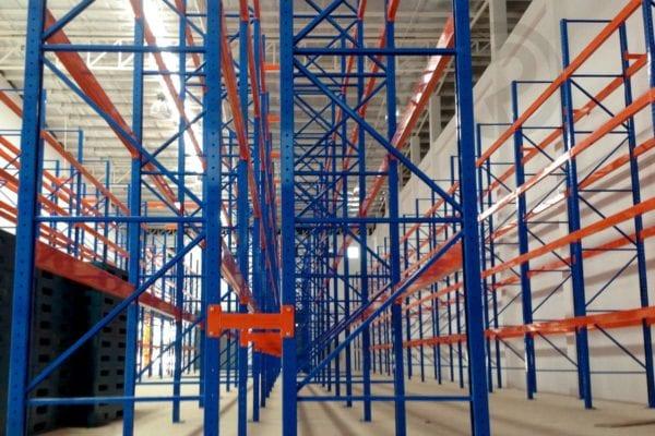 Ware house shelves 1