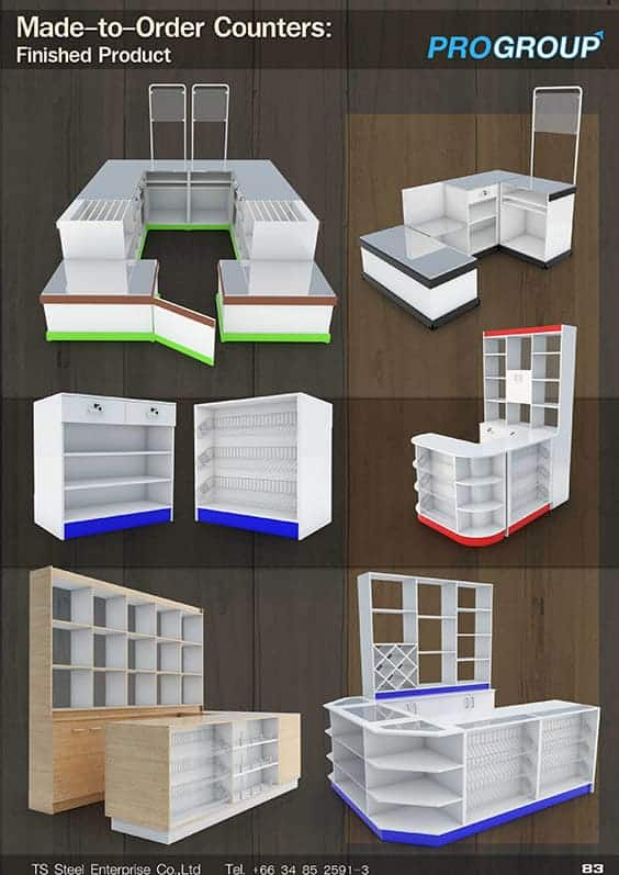 catalog made to order counters