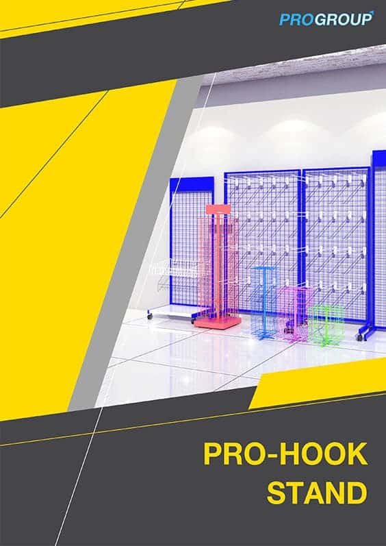catalog pro hook stand