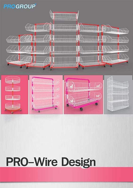 catalog pro wire design