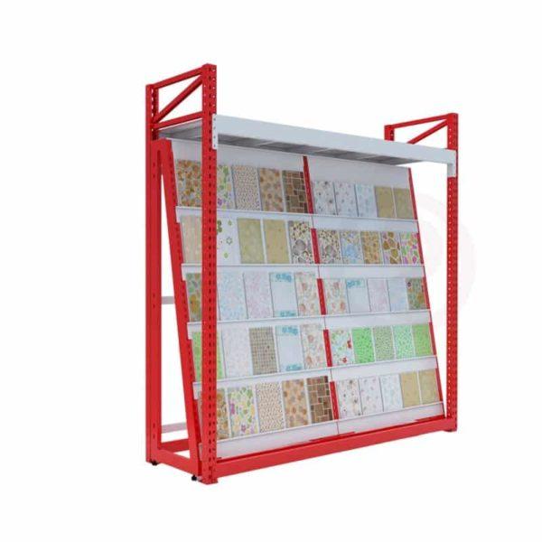 shelves made Display shelving