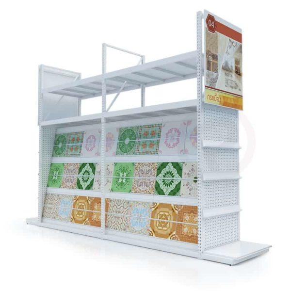 shelves made minimart procuct