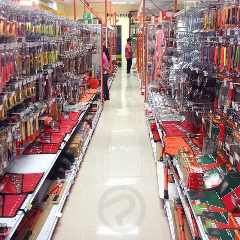 shelvign store hardware